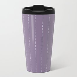 Dash stitch Travel Mug