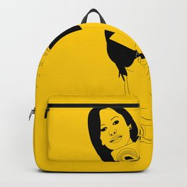 Crazy Selfie Girl Backpack