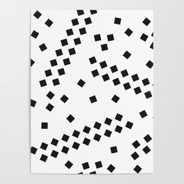 square elements Poster