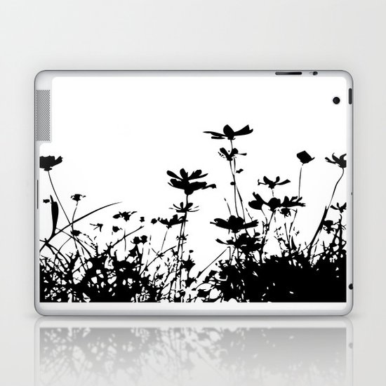 Night Swimming Laptop & iPad Skin