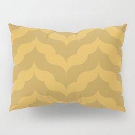 Juliet in Gold Pillow Sham