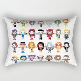 WOMEN WITH 'M' POWER Rectangular Pillow