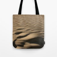 dune Tote Bags featuring DUNE by Avigur