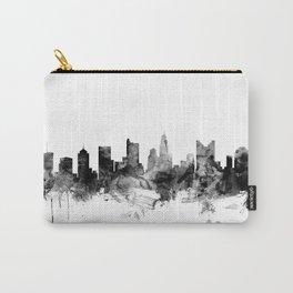 Columbus Ohio Skyline Carry-All Pouch