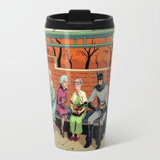 Nanna nanna bat man Travel Mug