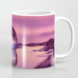 Tide Pool Sunset Coffee Mug