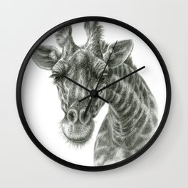 The giraffe G2012-049 Wall Clock