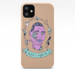 Gucci Mane may or may not be guilty... iPhone Case