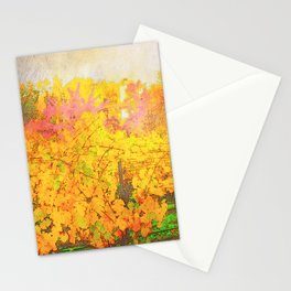 Autumn Vines Stationery Cards