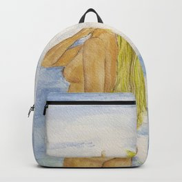 Faceless nude 6 Backpack