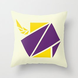 Hexagon Throw Pillow
