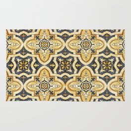 Ornamental pattern Rug