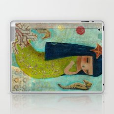 A Little Mermaid Laptop & iPad Skin