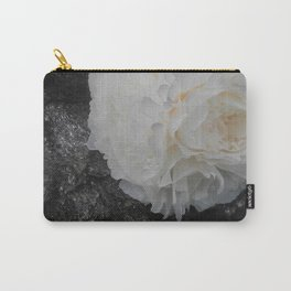 Crystal Peony by Teresa Thompson Carry-All Pouch