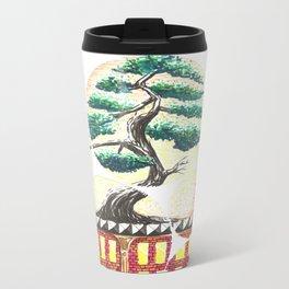 Bonsai City Metal Travel Mug
