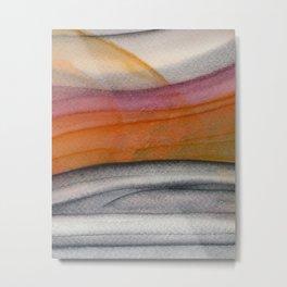 Abstract modern art 01 Metal Print