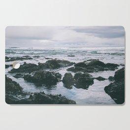 Oregon Coast XI Cutting Board