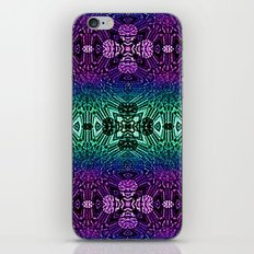 Meditative Garden iPhone & iPod Skin