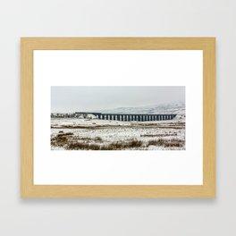 Ribblehead Viaduct Framed Art Print