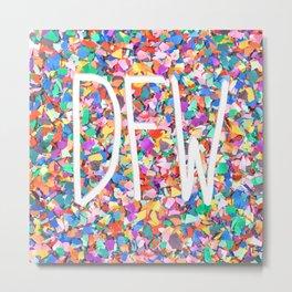 DFW Metal Print