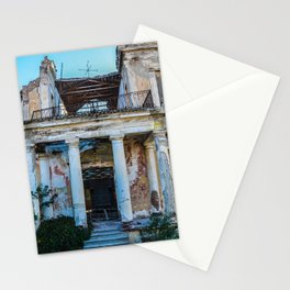 The Bishop's Ruins along the Turkish Coast Stationery Cards