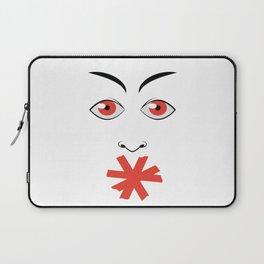 Speak no Evil Laptop Sleeve