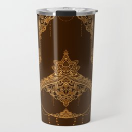 Autumn Hamsa Travel Mug