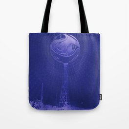 Garden Island Towers  Tote Bag