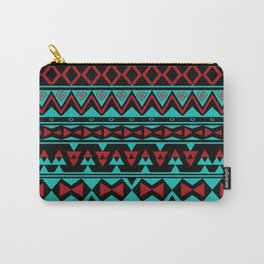Boho Geometric Pattern 3 Carry-All Pouch