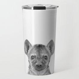 Baby Hyena Travel Mug
