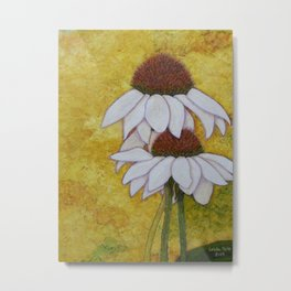 Coneflowers memories Metal Print