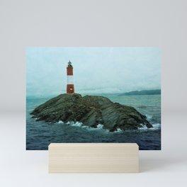 Les Eclaireurs Lighthouse Mini Art Print