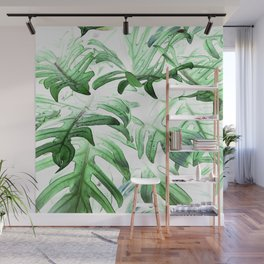 Floral 1 Wall Mural