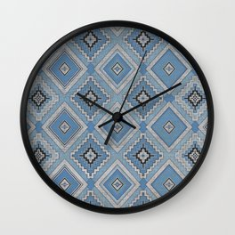 Indi-abstract#02 Wall Clock