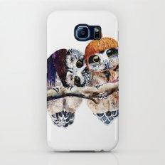 Winter Owls Slim Case Galaxy S7