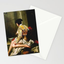 Courtly Love  Stationery Cards