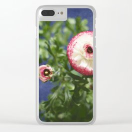 Hello Lovely Clear iPhone Case