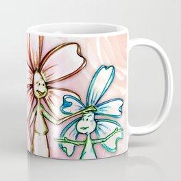 """Moms Know Best"" Flowerkid Coffee Mug"