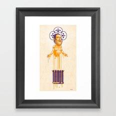 Reveron Framed Art Print