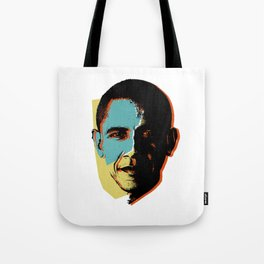 Obama 1 Tote Bag