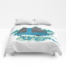 Emerald Lake Comforters