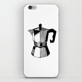 Some Like It Caffeinated iPhone Skin