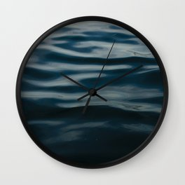 Painted by the Sea V Wall Clock