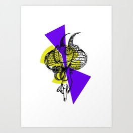 Pendovarium Art Print