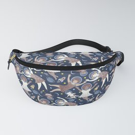 Girls in space Fanny Pack