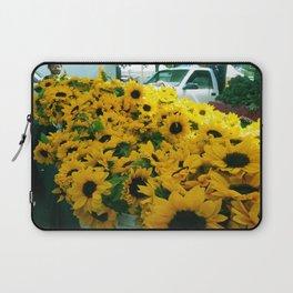 Farmer's Market Flowers Laptop Sleeve