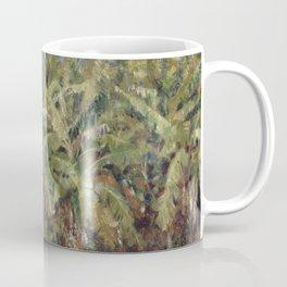 Renoir - Field of Banana Trees, 1881 Coffee Mug