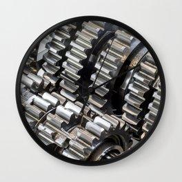 R1 gearbox Wall Clock