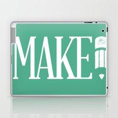 MAKE Laptop & iPad Skin
