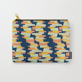 BP 62 Rectangle Stripes Carry-All Pouch